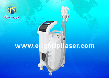 640nm Wrinkle Removal IPL RF Beauty Machine Without Side Effect Vertical