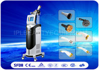 Multi Function RF Vacuum Ultrasonic Cavitation Slimming Machine With 7 Handle