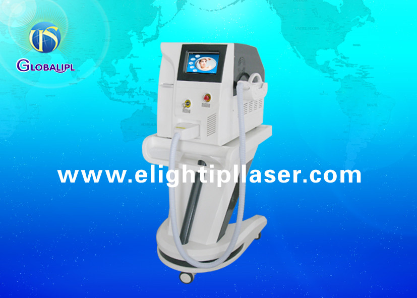 Desktop Hairline IPL Hair Removal Machine For Skin Rejuvenation Skin Care