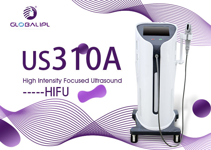 0.1-2.5J Hifu Face Lifting Machine /  Hifu Facial Treatment Wrinkle Remover